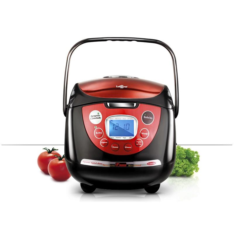 Robot de cocina profesional chef 5l aparatos para la salud - Robot de cocina mejor valorado ...
