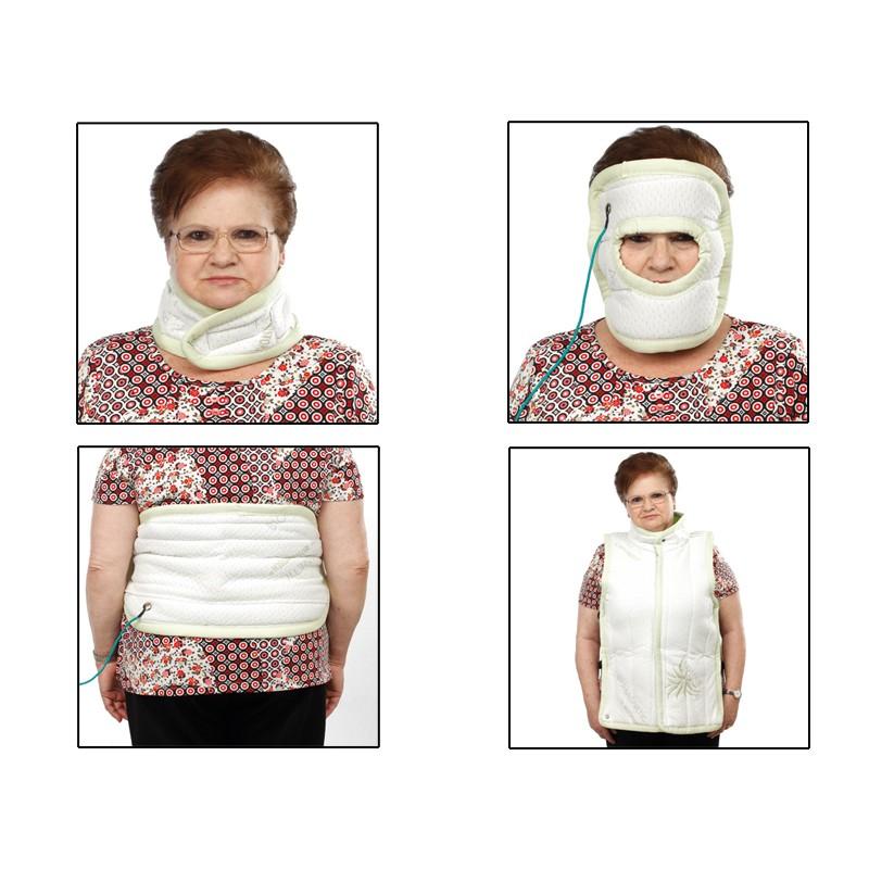Kit 4 accesorios Magnetoterapia