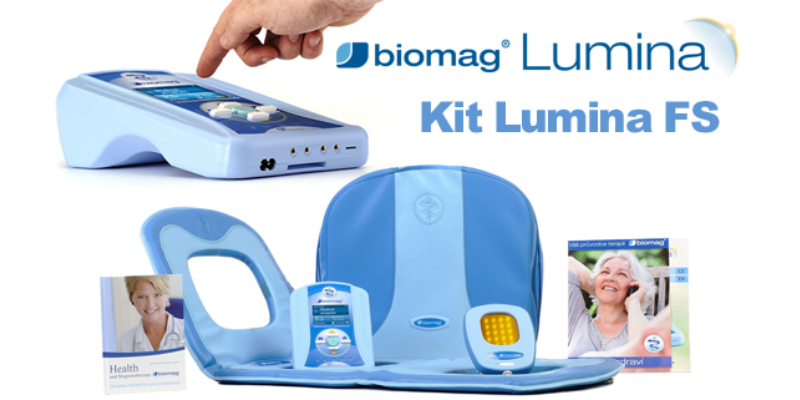 Magnetoterapia kit Biomag® Lumina FS